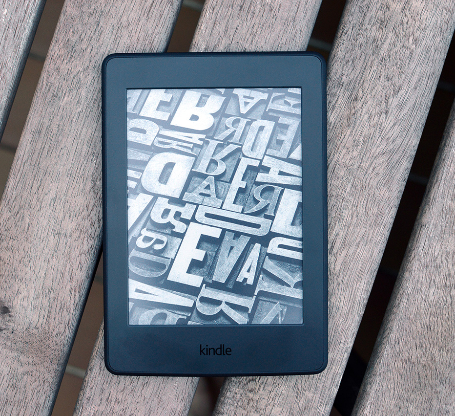 Kindle Paperwhite 3