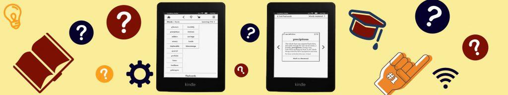 inteligentne wyszukiwanie Kindle, X-Ray, Słownik Kindle, Tłumaczenie Kindle, Word Wise, Vocabulary bulider, flash cards, czytnik, Kindle