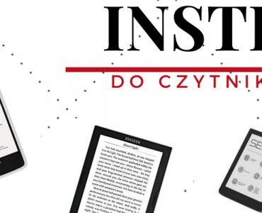 Instrukcje w formacie PDF do czytników Kindle, PocketBook, InkPad, CyBook.