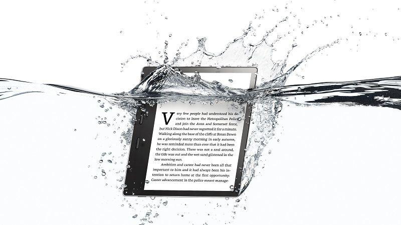 Polska instrukcja pdf do nowego czytnika Amazonu Kindle Oasis 2 (2017).