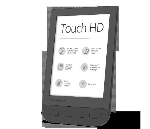 Instrukcja pdf po polsku do czytnika pocketbook touch hd.