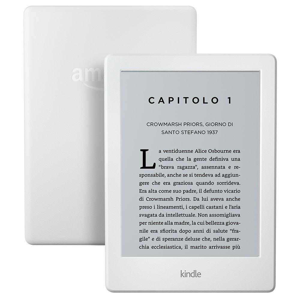 Czytnik na święta Kindle 8 Touch bez reklam (2016)