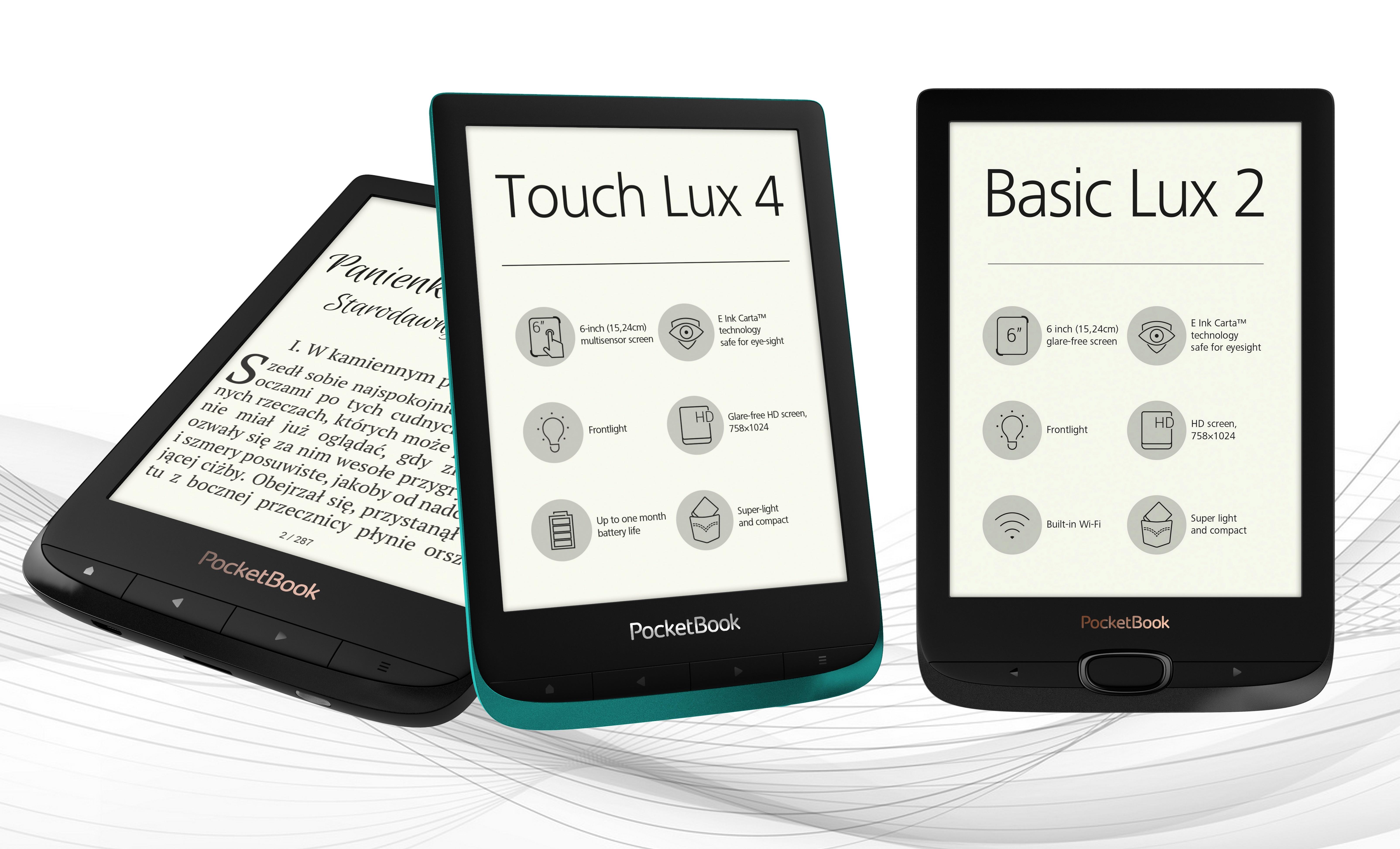 pocketbook basic lux 4 basic lux 2