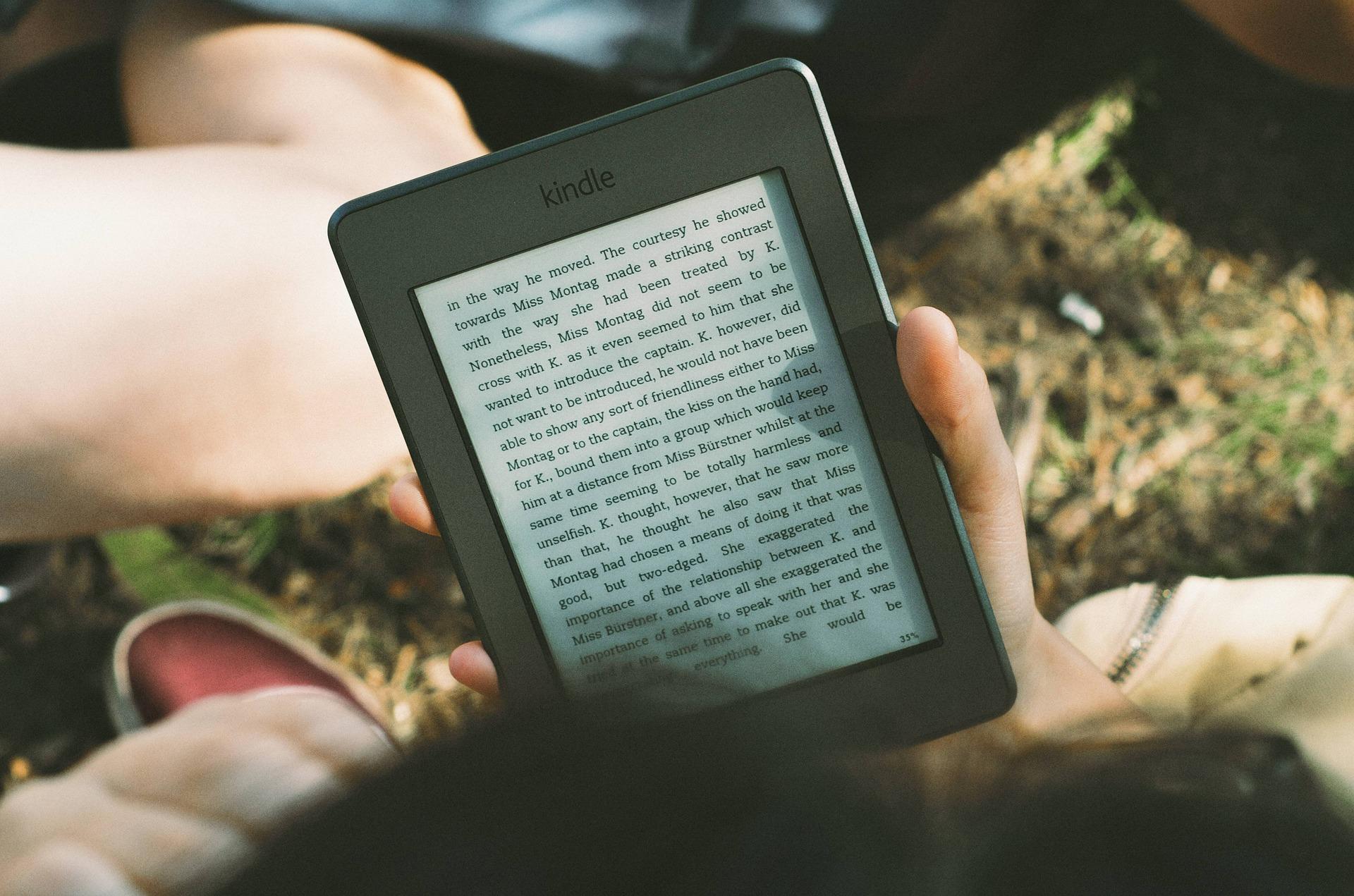 Najnowocześniejsze czytniki to nie tylko czytanie książek