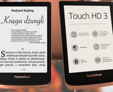 Pocketbook Touch HD 3 konkurencją dla Kindla