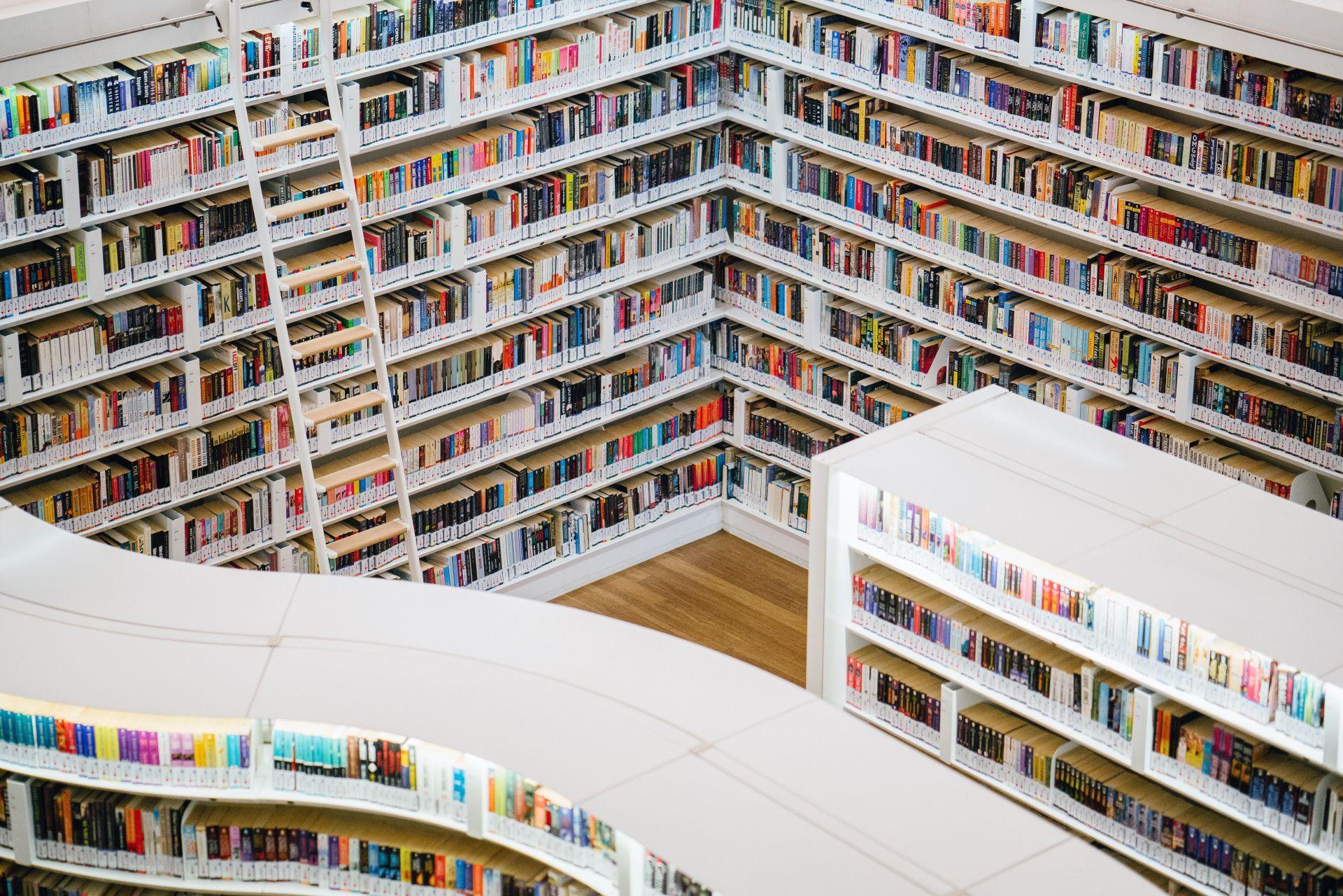 Czytnik ebooków to wiele książek w jednym urządzeniu