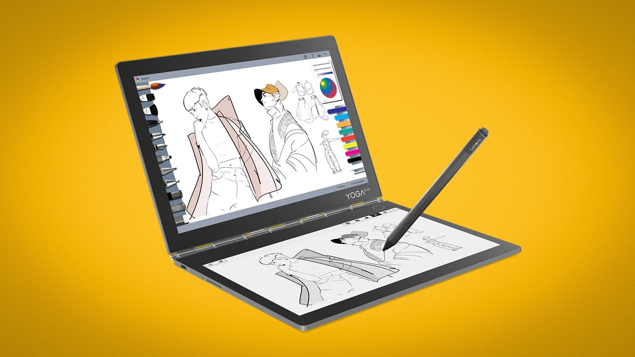 Yoga Book C930 - laptop od Lenovo