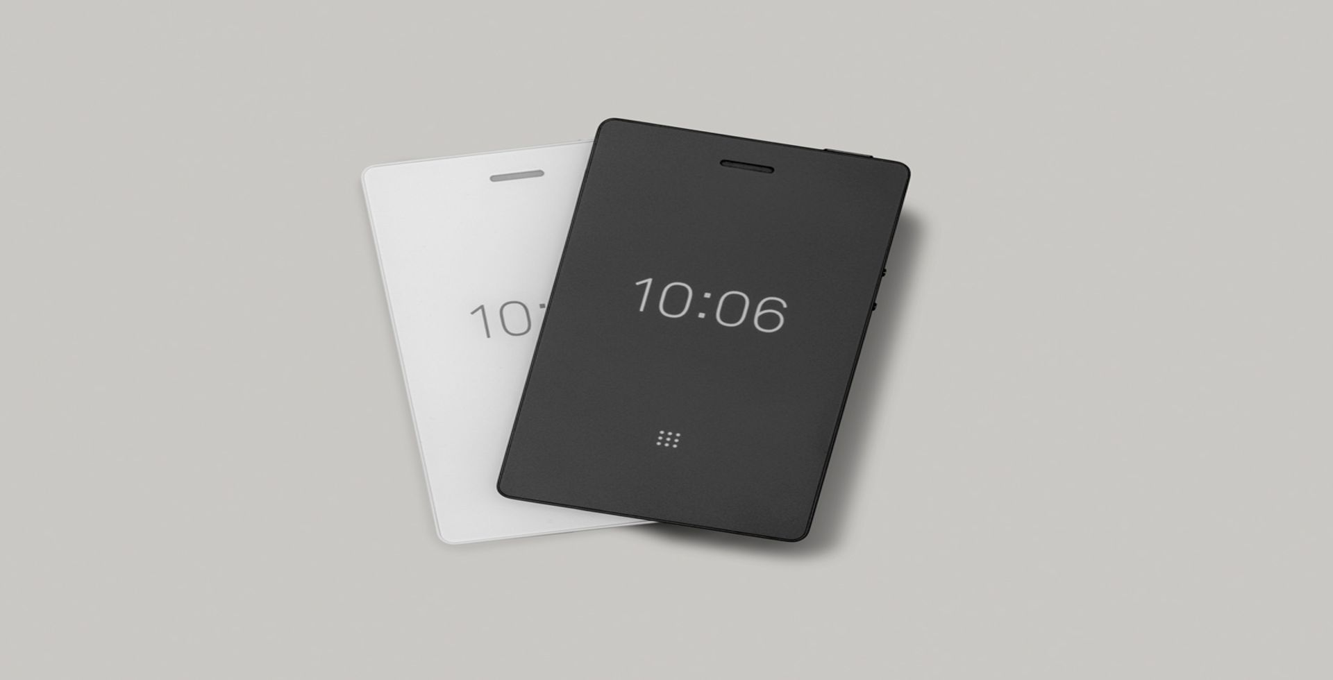 Light Phone 2 - estetyczny, minimalistyczny smartfon z Indiegogo