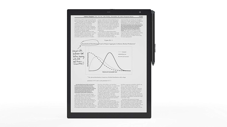 Sony Digital Paper - doskonałe urządzenie do robienia notatek