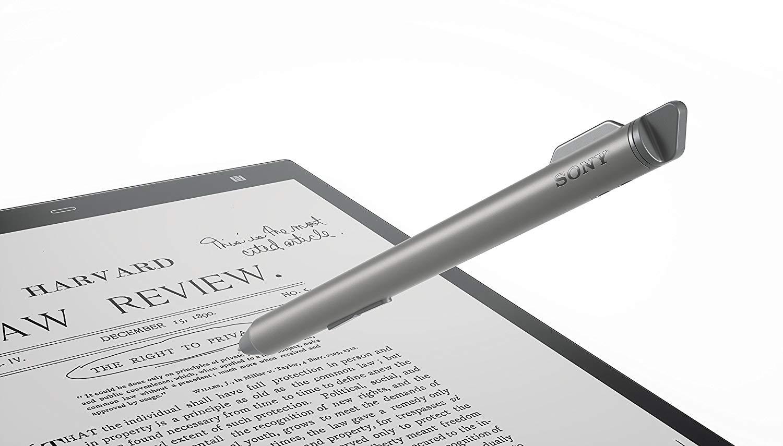 Sony Digital Paper świetnie sprawdza się przy robieniu elektronicznych notatek