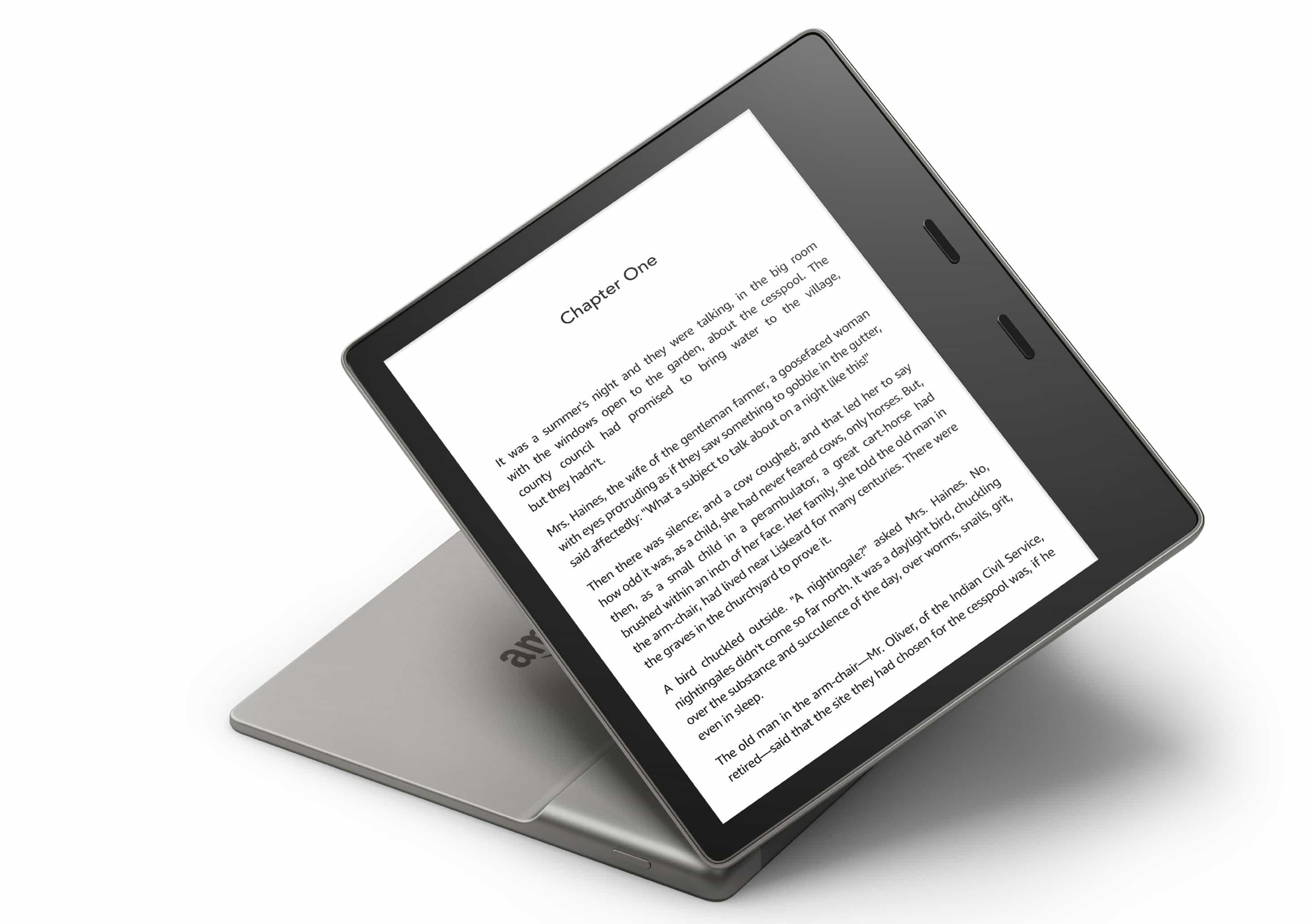 Wodoodporny Kindle Oasis 3