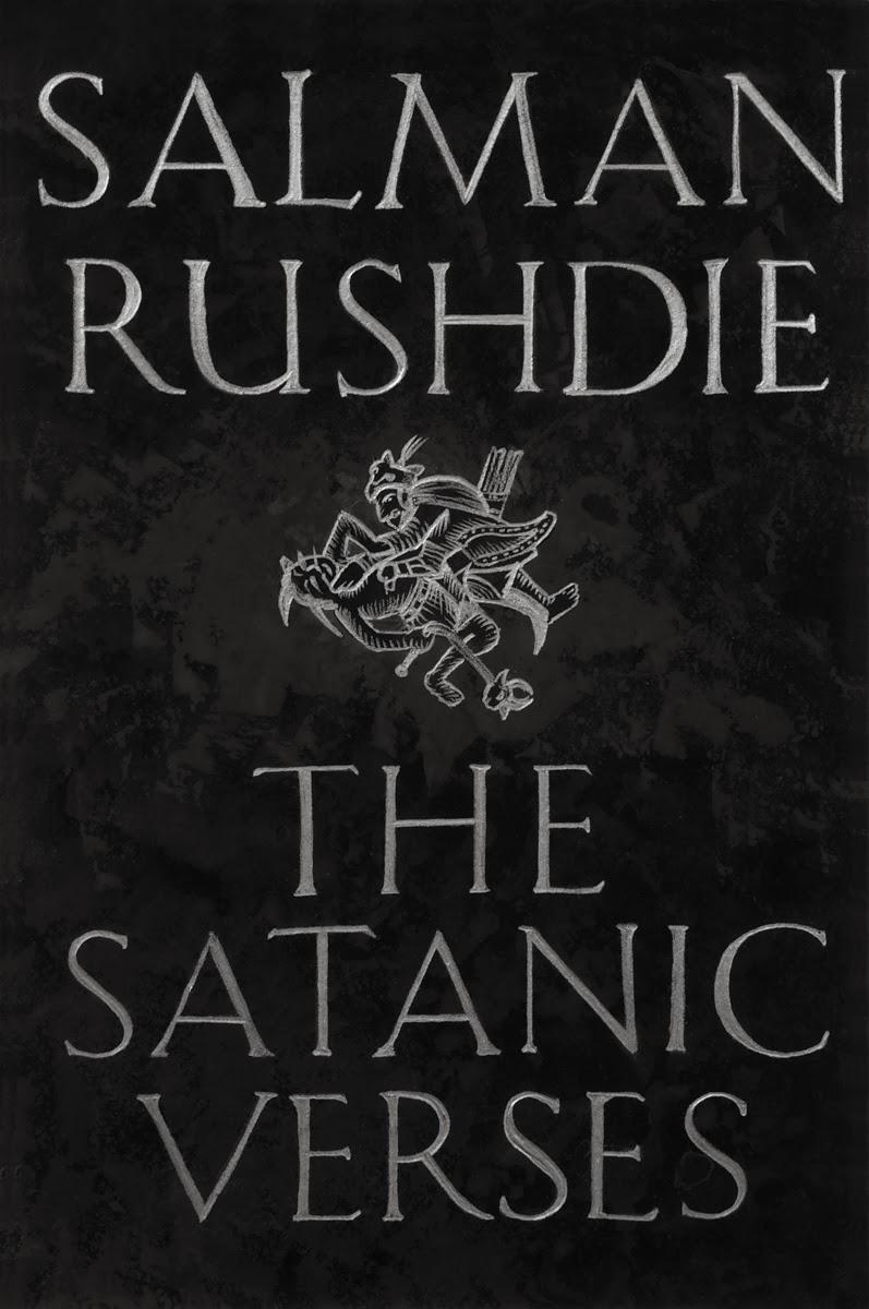 Salman Rushdie Szatańskie wersety (angielskie wydanie)