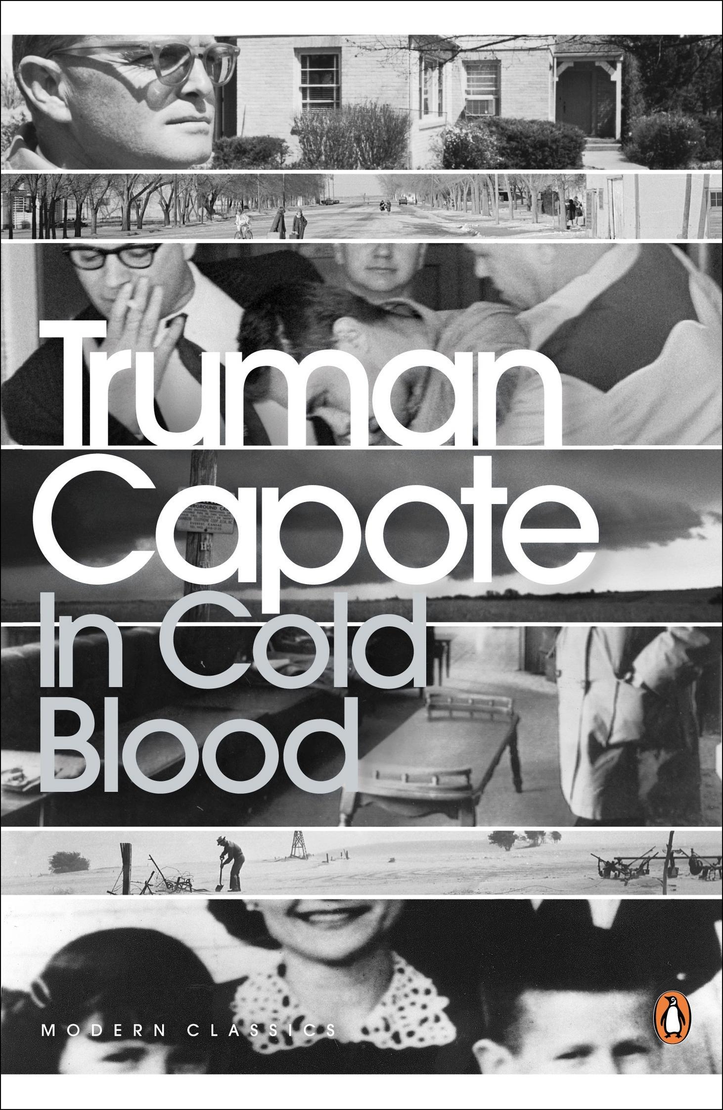 truman capote - z zimną krwią (amerykańskie wydanie)