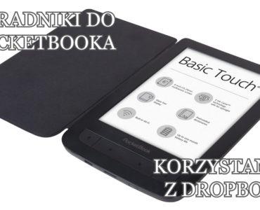Jak korzystać z DropBoxa na PocketBooku?