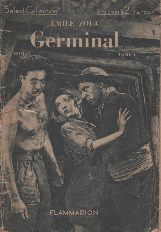 emil zola - germinal (stare wydanie)