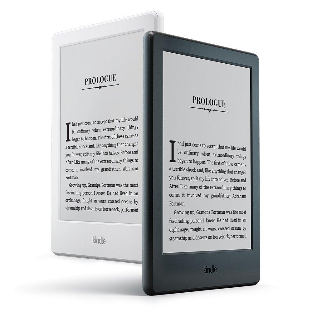 Kindle Paperwhite - białe i czarne ramki