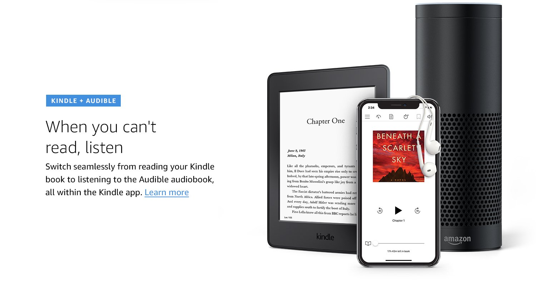Amazon Kindle - aplikacja do czytania ebooków na iOS