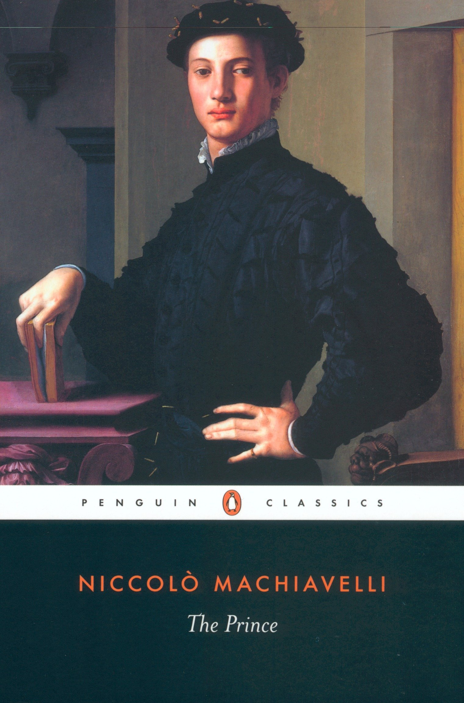 machiavelli książe (penguin classics)