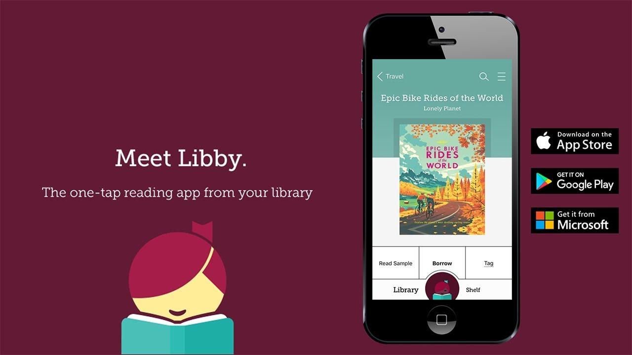 Libby - wszystkie konta biblioteczne w jednym miejscu