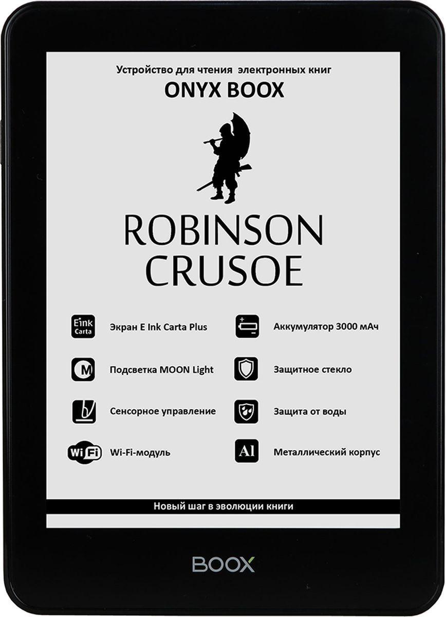 Wodoodporny czytnik Onyx Boox Robinson