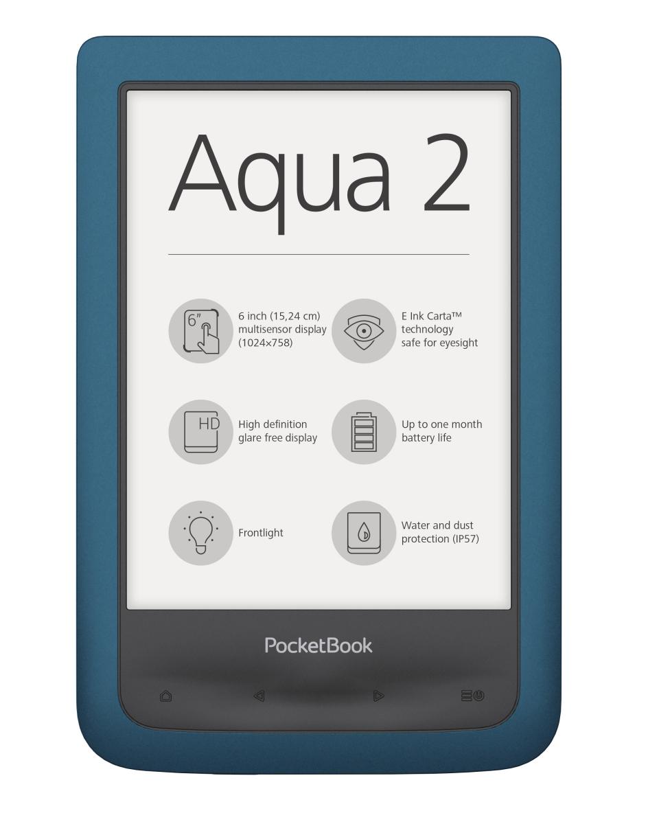Wodoodporny Pocketbook Aqua 2