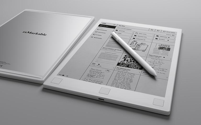 ReMarkable to wciąż najlepsze urządzenie do przygotowywania notatek na rynku
