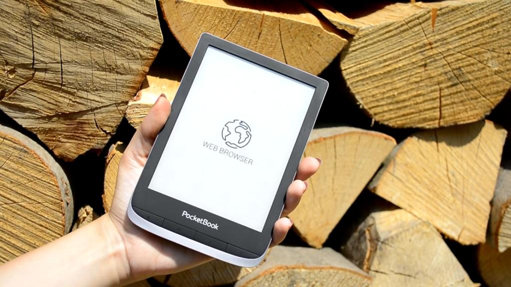 Przeglądarka internetowa na czytniku PocketBook