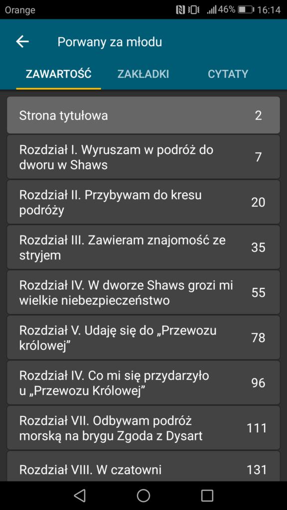 Readera Najlepsza Aplikacja Do Czytania Ebooków Na Androida