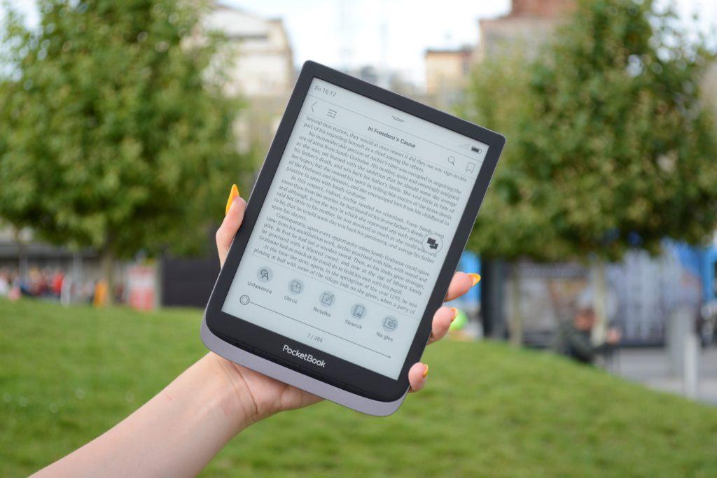 Poręczny PocketBook InkPad 3 Pro (zdjęcie główne)