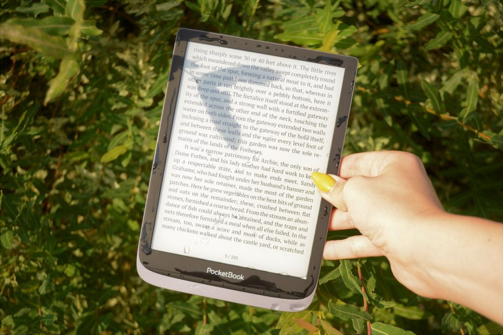 Wodoodporny PocketBook Inkpad 3 Pro