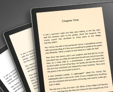 Kindle 10 vs Kindle Paperwhite 4 vs Kindle Oasis 3