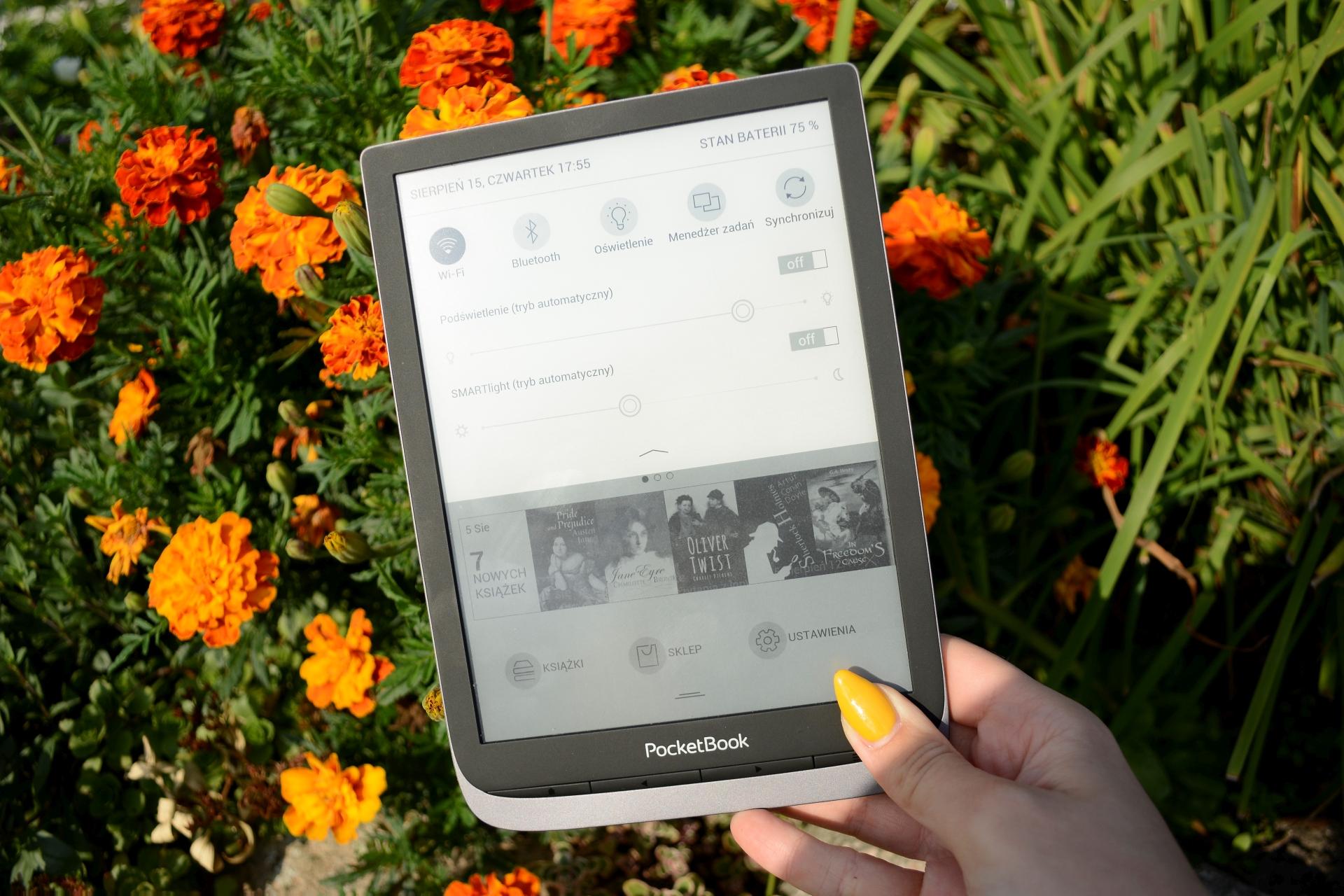 Czy InkPad 3 Pro to najlepszy czytnik ebooków PocketBooka? [SZCZEGÓŁOWA RECENZJA] - www.naczytniku.pl