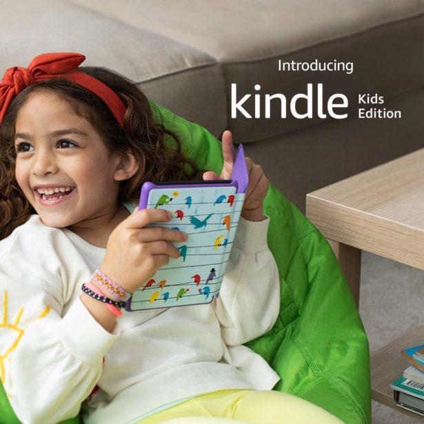 Kindle Kids Edition (zdjęcie promocyjne)