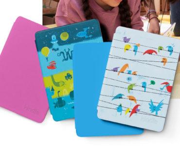 Kindle Kids Edition (zdjęcie wprowadzające)