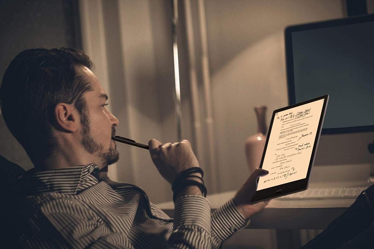 Jak wygląda robienie notatek na Onyx Boox Note Pro? [materiał wideo] - www.naczytniku.pl