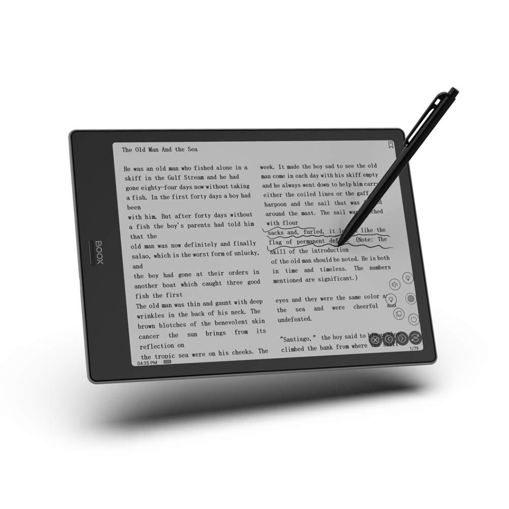 Onyx wprowadza możliwość robienia odręcznych notatek na plikach EPUB (i innych popularnych ebookowych formatach)