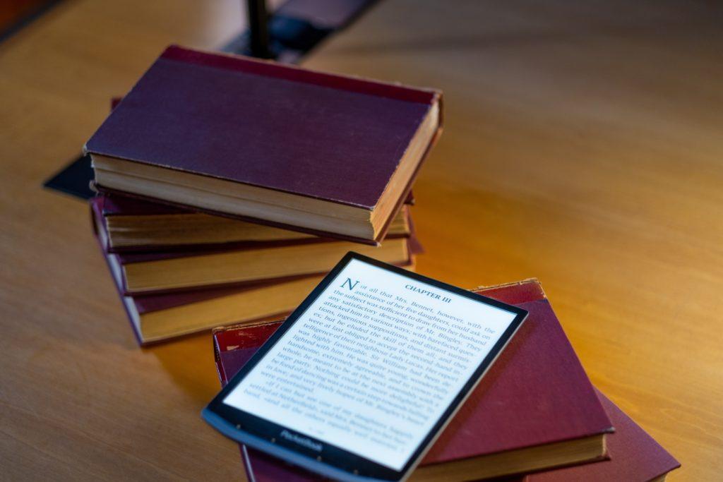 Unboxing wideo nowego PocketBooka InkPad X