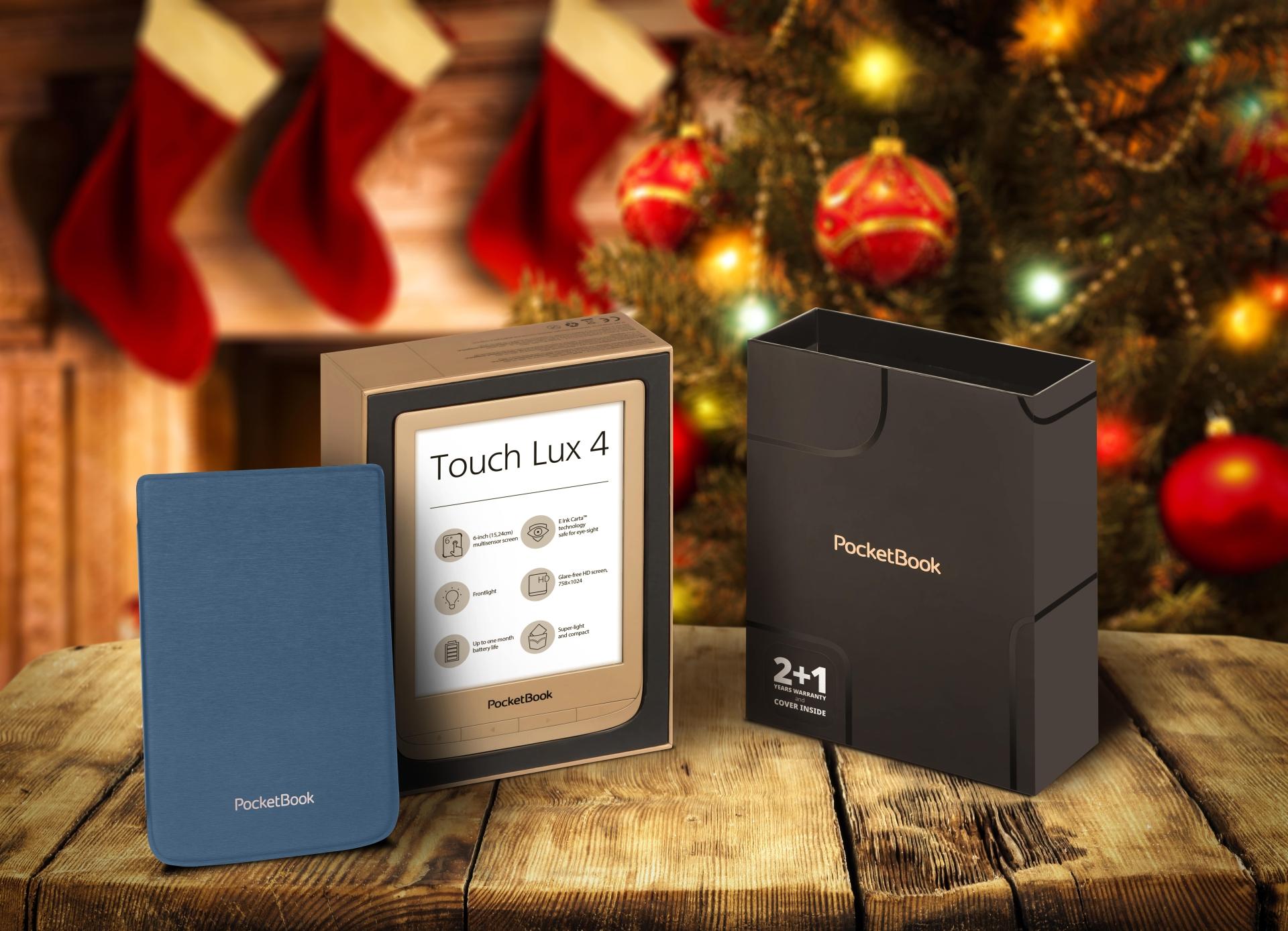 Unboxing PocketBooka Touch Lux 4 w edycji limitowanej - www.naczytniku.pl