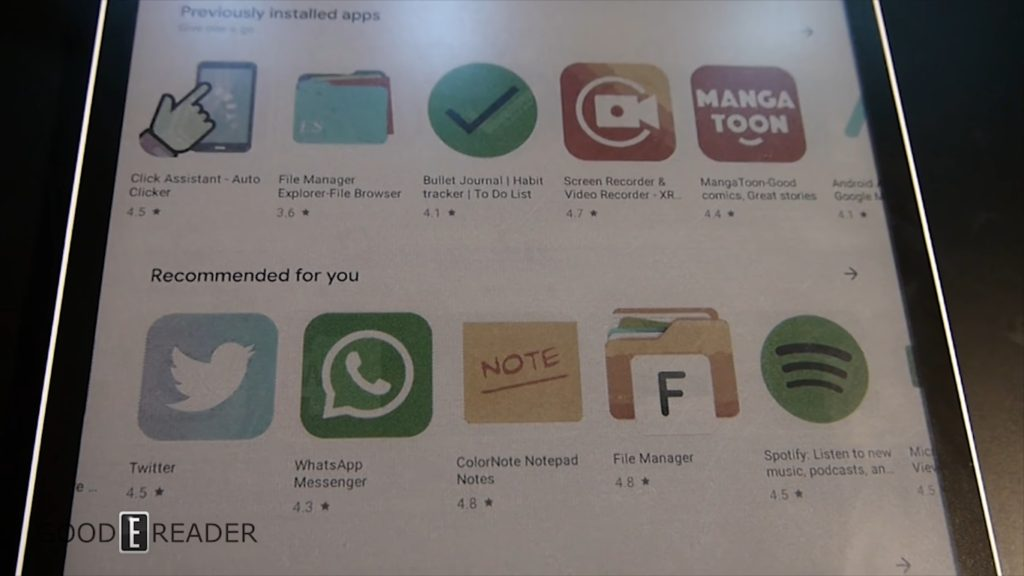 Print-Color e-paper podgląd aplikacji