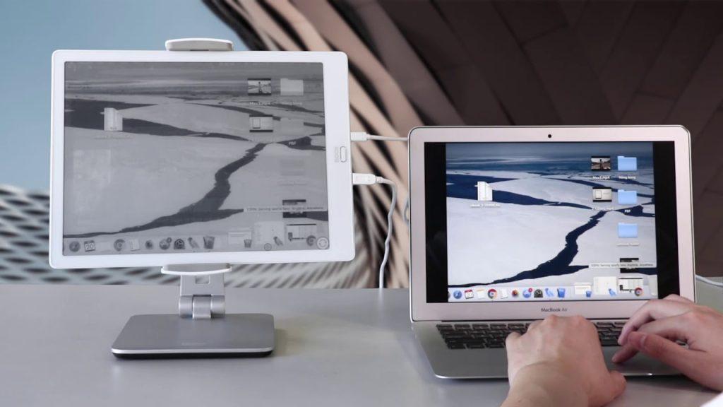 Czytnik ebook Onyx Boox jako dodatkowy monitor