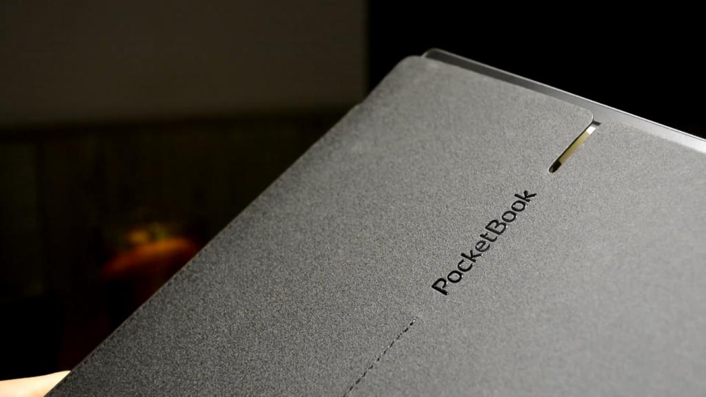 PocketBook InkPad X w etui ochronnym