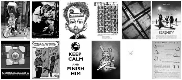 wygaszacze ekranu na Kindle na kindlewallpapers.tumblr.com