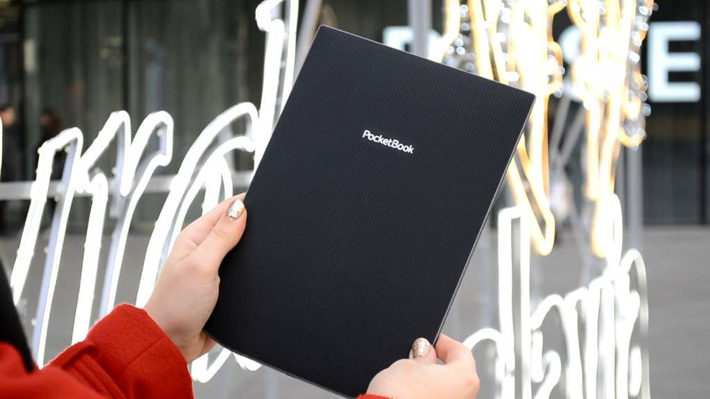 Tylna obudowa Pocketbooka InkPad X
