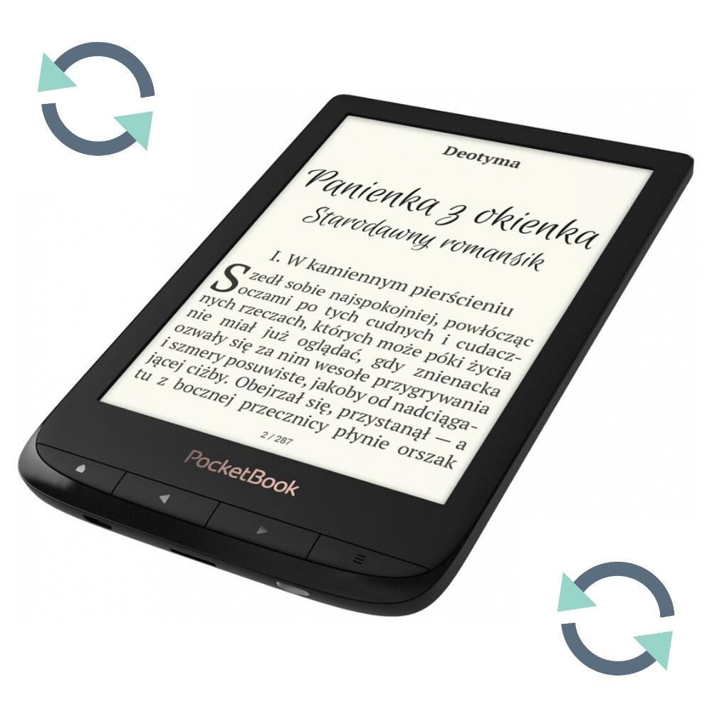 Jak zaktualizować oprogramowanie czytnika PocketBook?