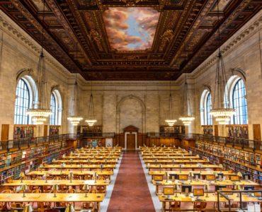 10 najczęściej wypożyczanych książek z Biblioteki Publicznej w Nowym Jorku