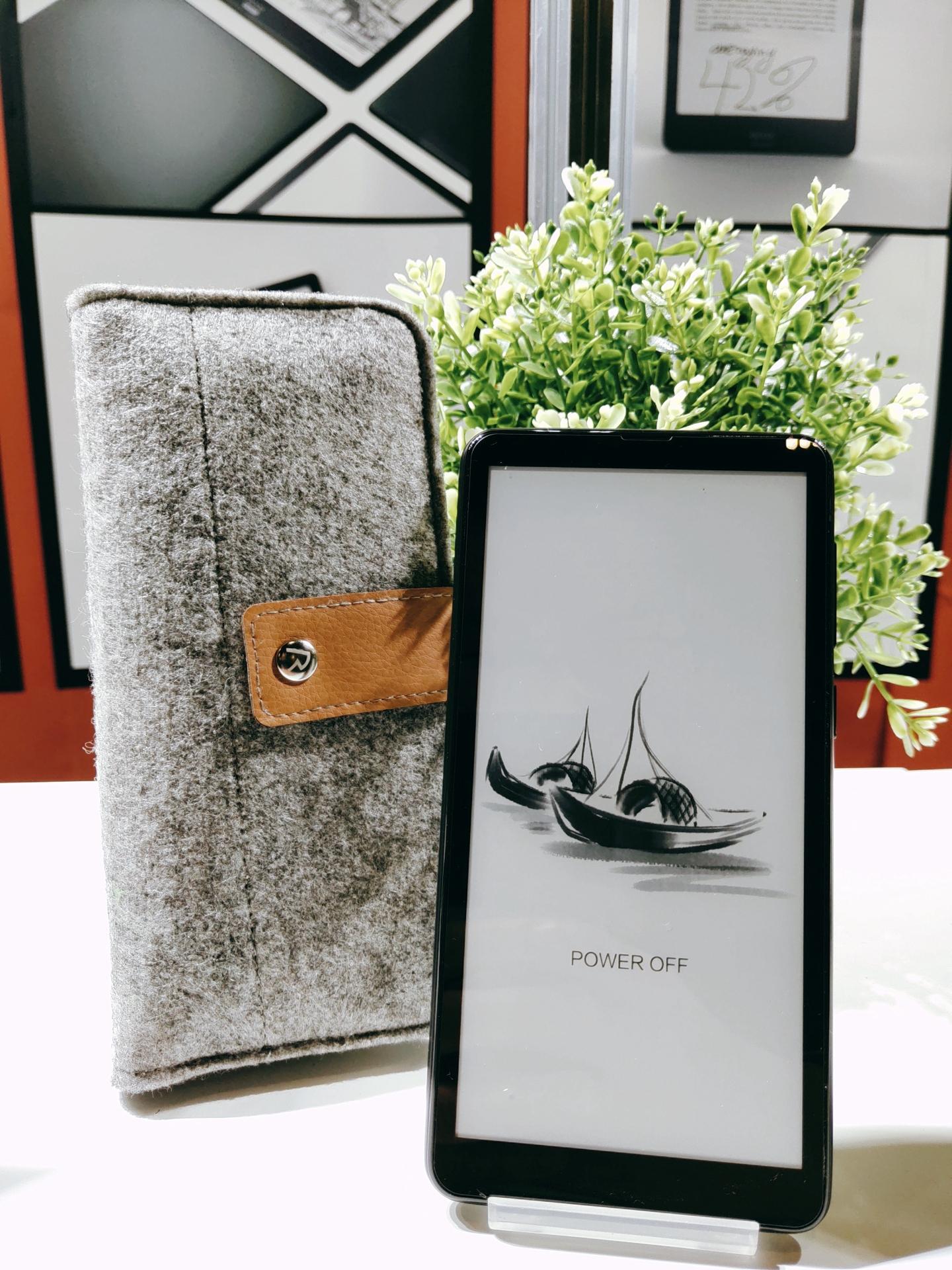 Onyx Boox Phone – nadchodzi 5.8-calowy smartfon E Ink z Androidem od Onyxa - www.naczytniku.pl