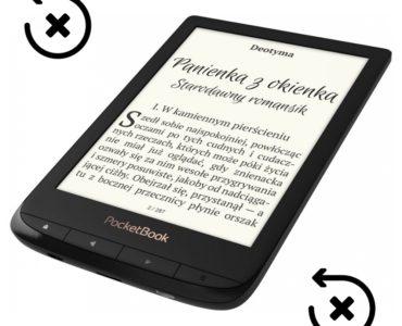 Jak zresetować, przywrócić do ustawień fabrycznych lub sformatować czytnik PocketBook?