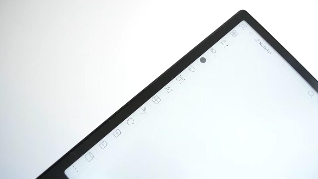 Narzędzia do robienia notatek na Onyx Boox Note 2