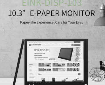 10.3-calowy monitor E Ink Waveshare