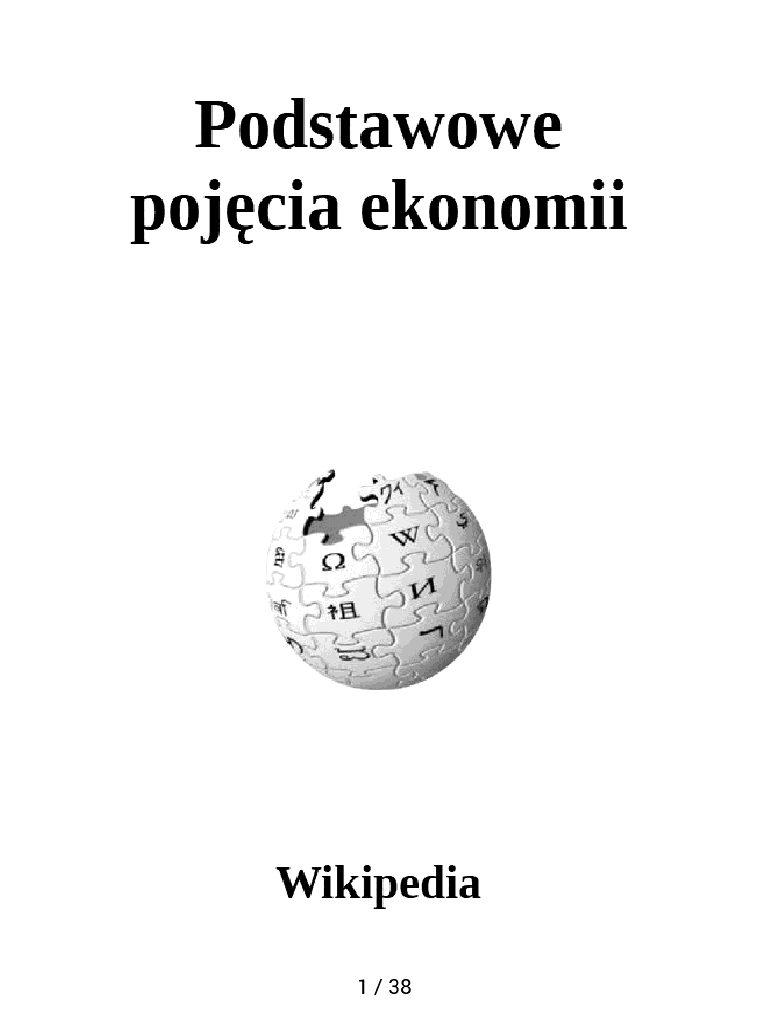 Okładka wygenerowanego ebooka z artykułów na Wikipedii w programie Calibre